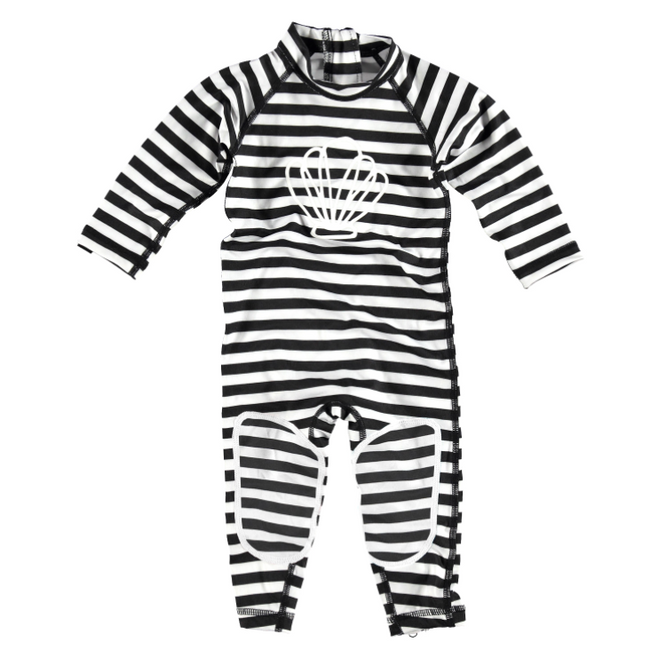 Baby Swimsuit - Small Bandit