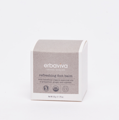 Organic Refreshing Foot Balm