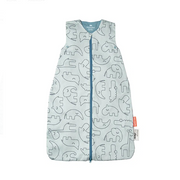 Sleeping Bag - Sleepy Friends Blue - TOG 1.0