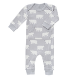 Playsuit - Polar Bear Print