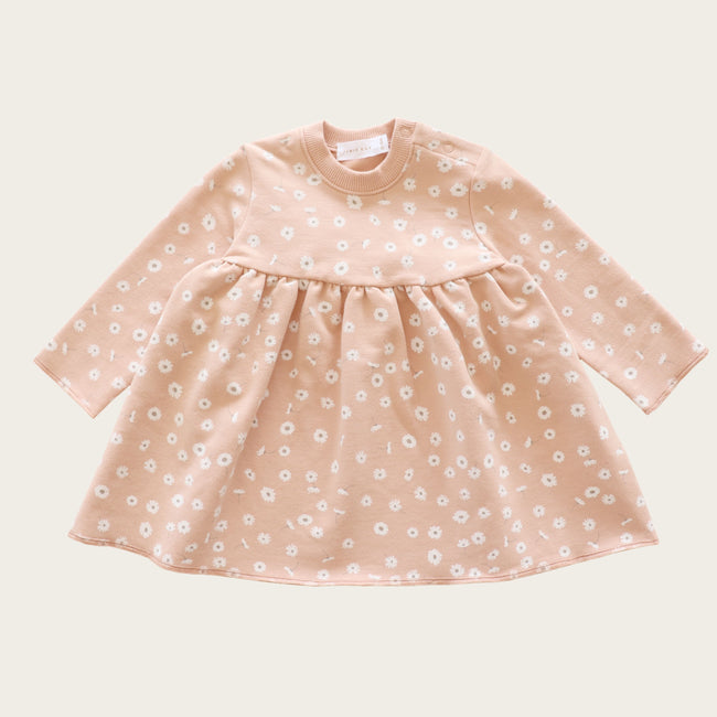 Charlotte Dress - Daisy Print