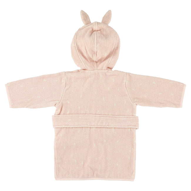 Hooded Bathrobe - Rabbit