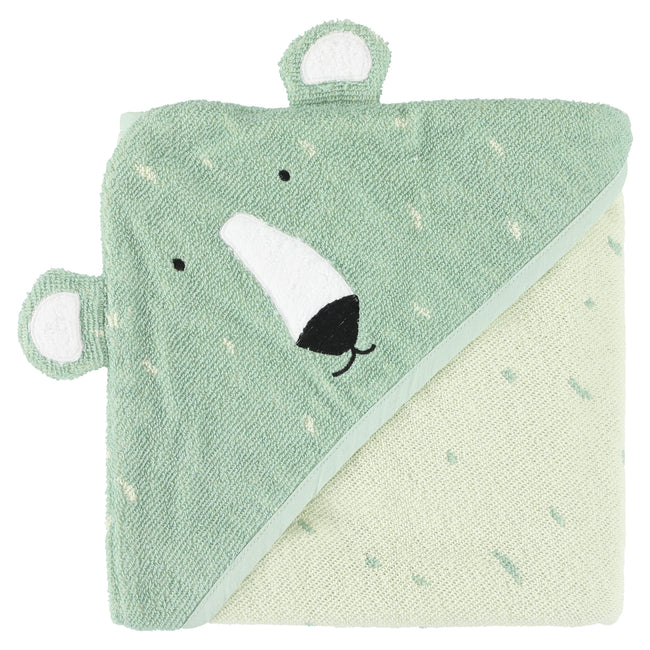 Hooded Towel - Polar Bear