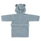 Hooded Bathrobe - Elephant
