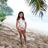 Kid Swimsuit - Palm Breeze