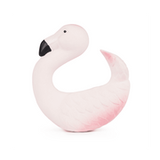 Chewable bracelet - Flamingo
