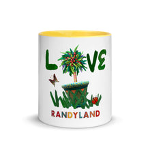 Load image into Gallery viewer, Randyland Love Mug with Color Inside