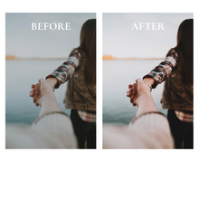 Load image into Gallery viewer, Warm Romance Mobile Preset