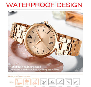 Waterproof minifocus Watch