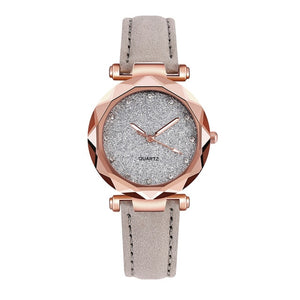 Ladies Minimalist  Wrist Watch