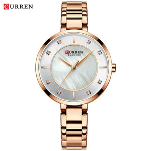Luxury   Quartz Waterproof Women's Wristwatch