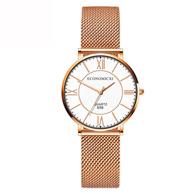 Bracelet Casual Quartz Wrist Watch