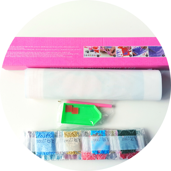 Kit complet broderie diamant
