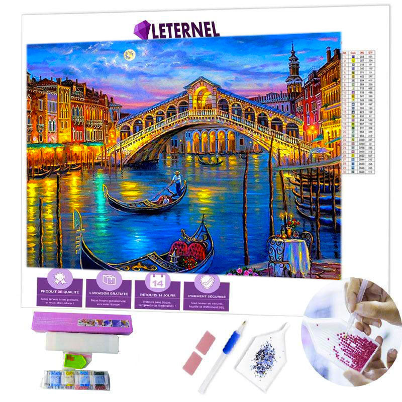diamond painting venise