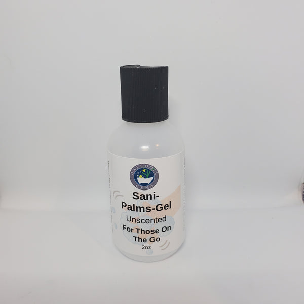 Sani Palm Gel (aka sanitizer)