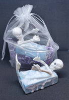 Mermaid Skelton Soap