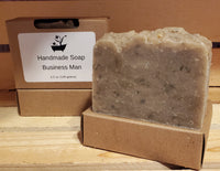 Business Man Scented Soap - Daffodil Gems Soaps