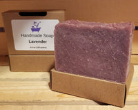 Lavender Scented Soap - Daffodil Gems Soaps