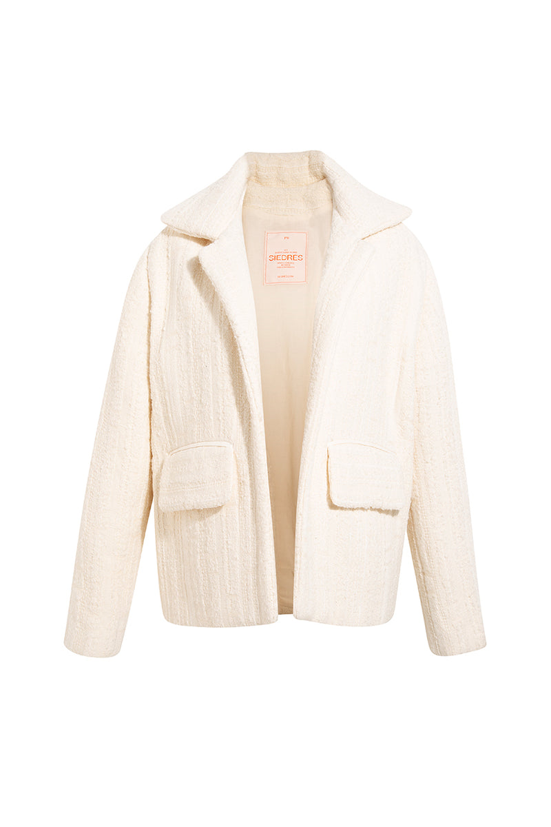 JANE - Padded wool jacket