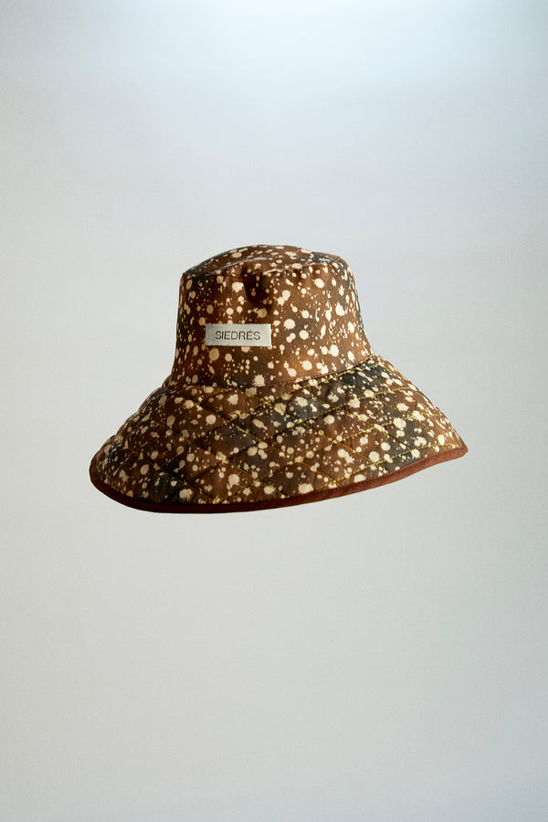 PICO - Printed quilt bucket hat
