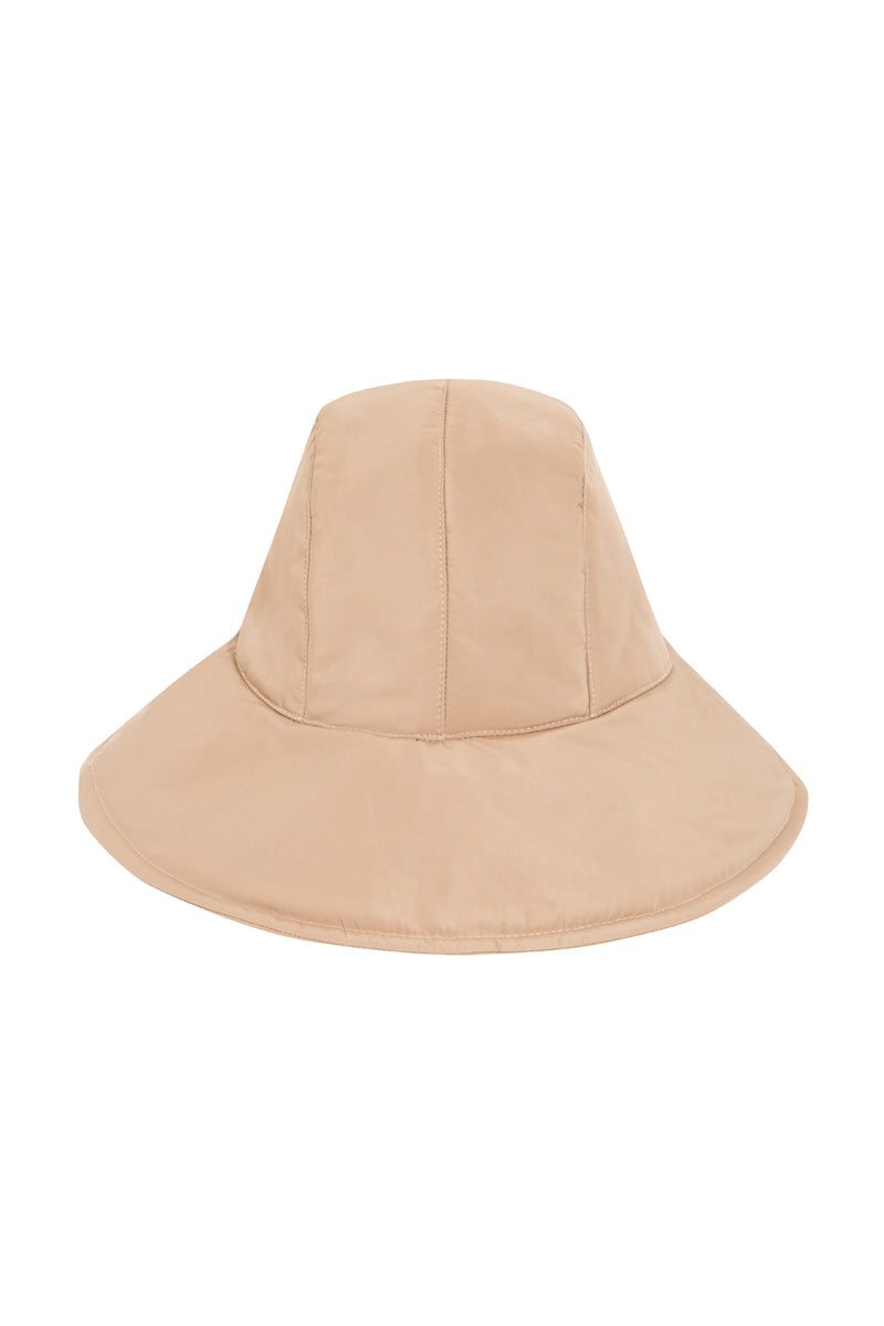 PATI - Padded shell bucket hat