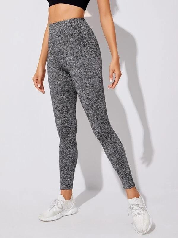 Active High-Rise Flap Pocket Leggings  Luwos - Shop Women's T-shirts, blouses, Leggings & Trousers online - Luwos