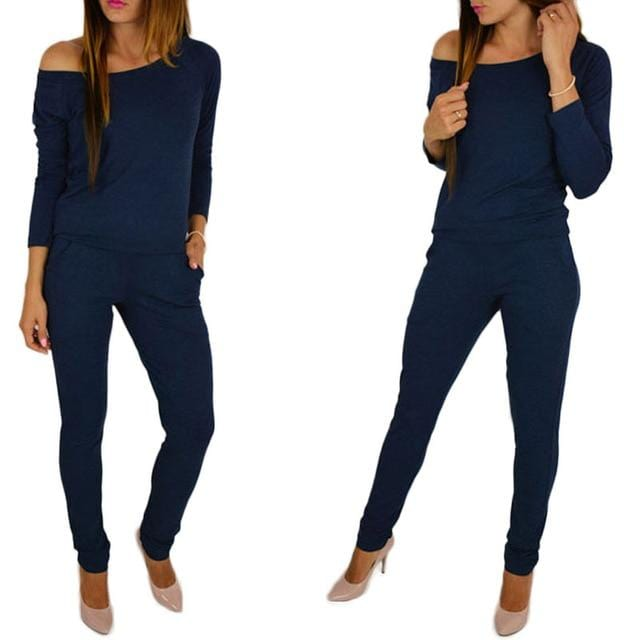 Spring Summer Women Jump suit Fashion - Shop Women's T-shirts, blouses, Leggings & Trousers online - Luwos