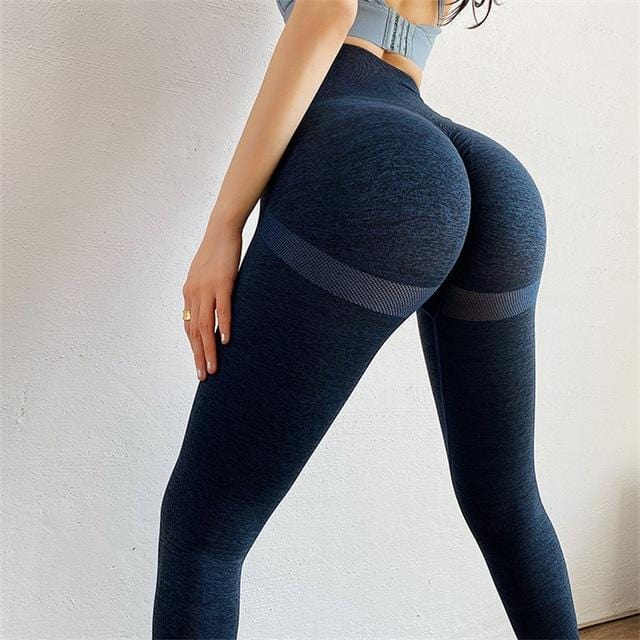 Women Sport Leggings Fitness - Shop Women's T-shirts, blouses, Leggings & Trousers online - Luwos