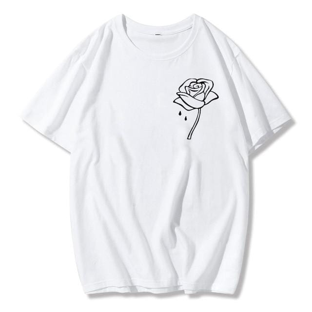 Woman T-Shirts Summer Short Sleeve 2020 - Shop Women's T-shirts, blouses, Leggings & Trousers online - Luwos