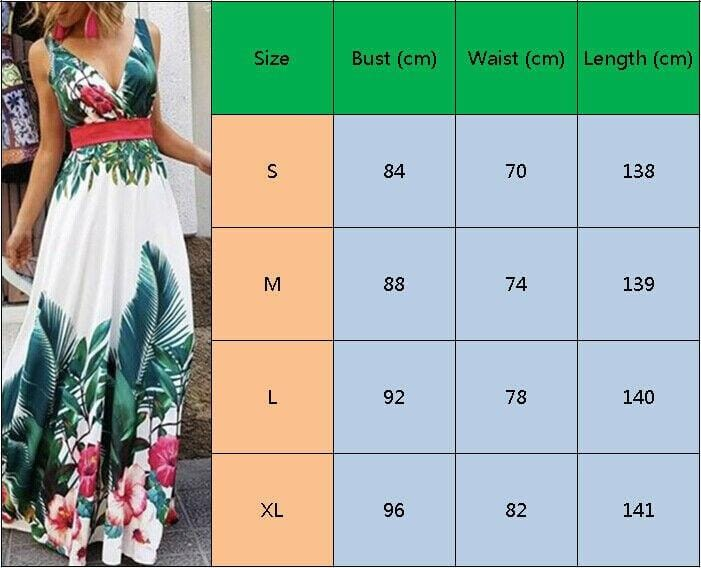 Holiday Women's Summer Boho Casual Sleeveless  Beach Dress Sundress 2020 - Shop Women's T-shirts, blouses, Leggings & Trousers online - Luwos