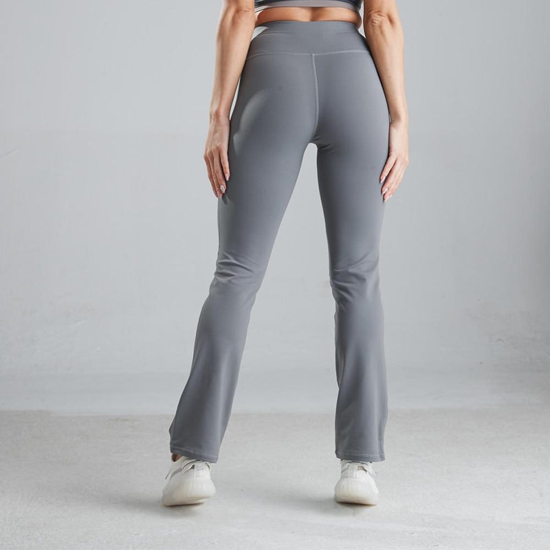 Luwos: Gym Leggings Yoga Pants Flared - Shop Women's T-shirts, blouses, Leggings & Trousers online - Luwos