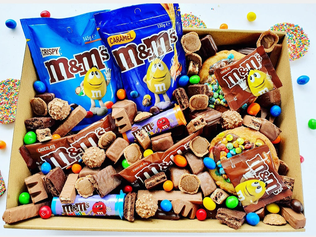 MUNCH OF M&M'S - Large