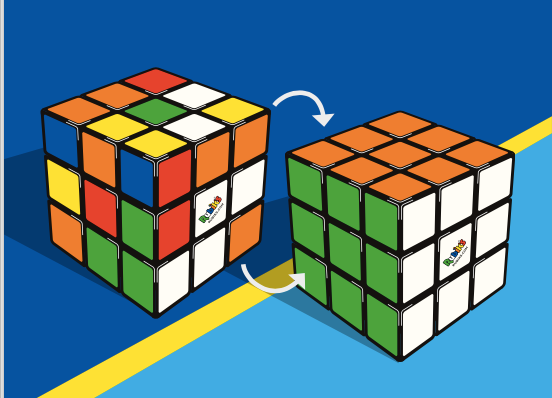 How To Solve a Rubik's 3x3