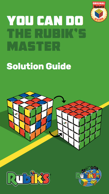 rubik's guide to solve rubiks 4x4