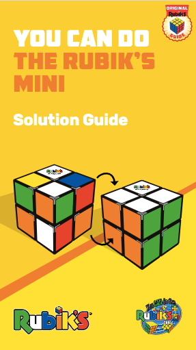 how to solve the rubik's cube mini