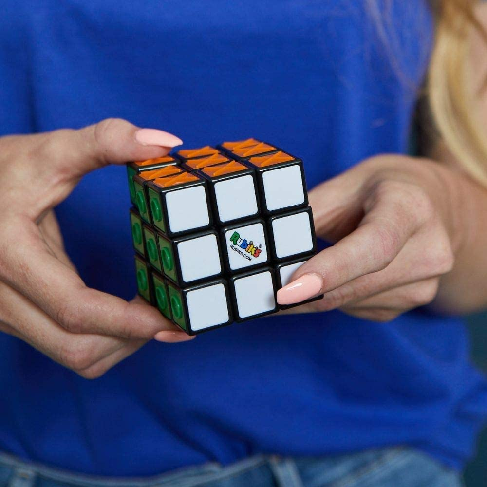 Solved Rubik's Cube Touch in Hong Kong