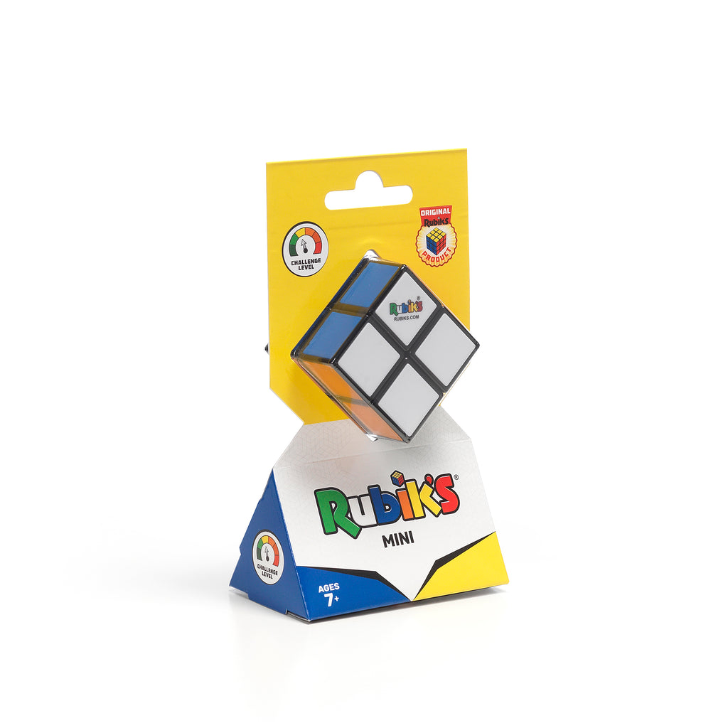 Rubik's Mini in new packaging