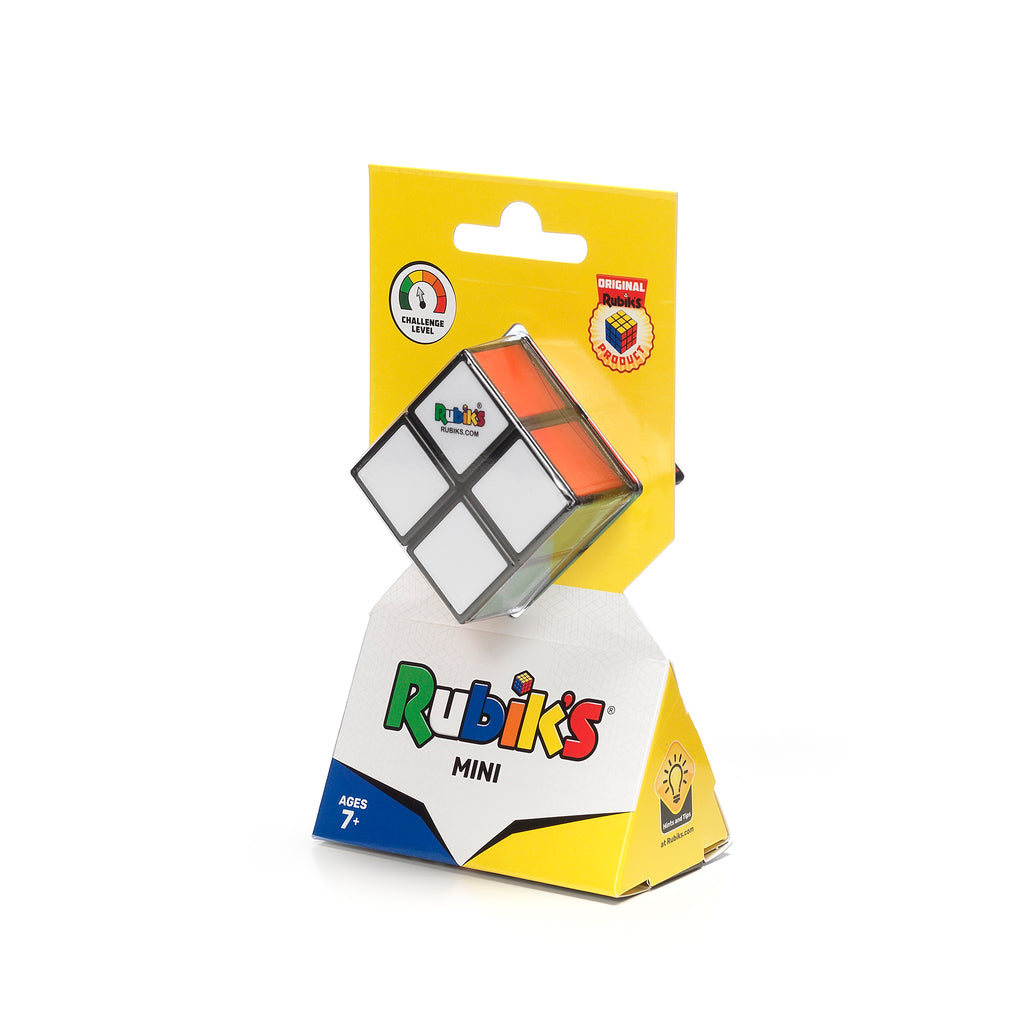 Rubik's 2x2 Mini in new packaging
