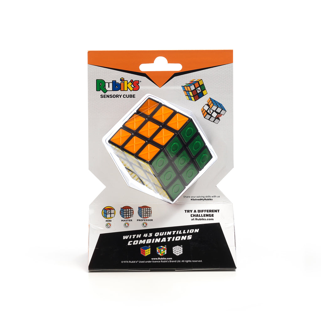 Rubik's Touch cube in package