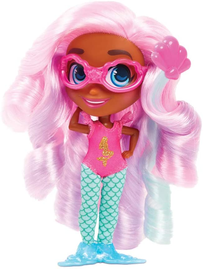 hairdorables pink hair doll series 2