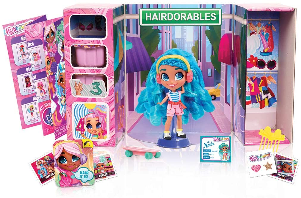 hairdorables doll reveal available in hong kong toy chest shop