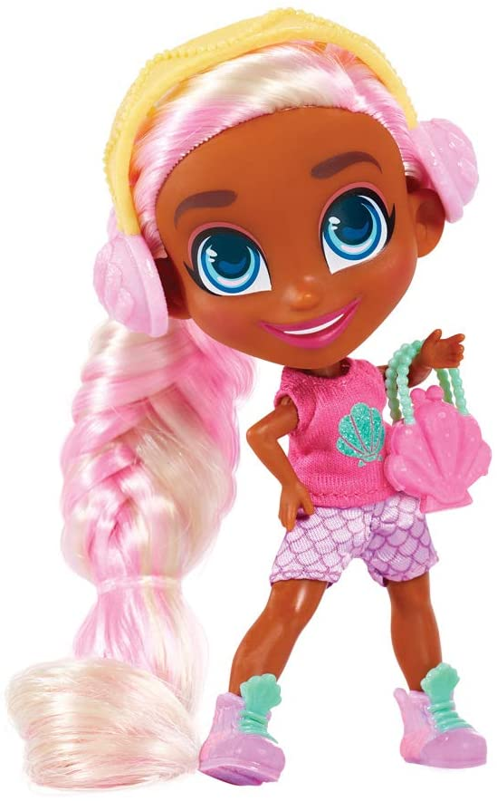 hairdorables pink doll series 2