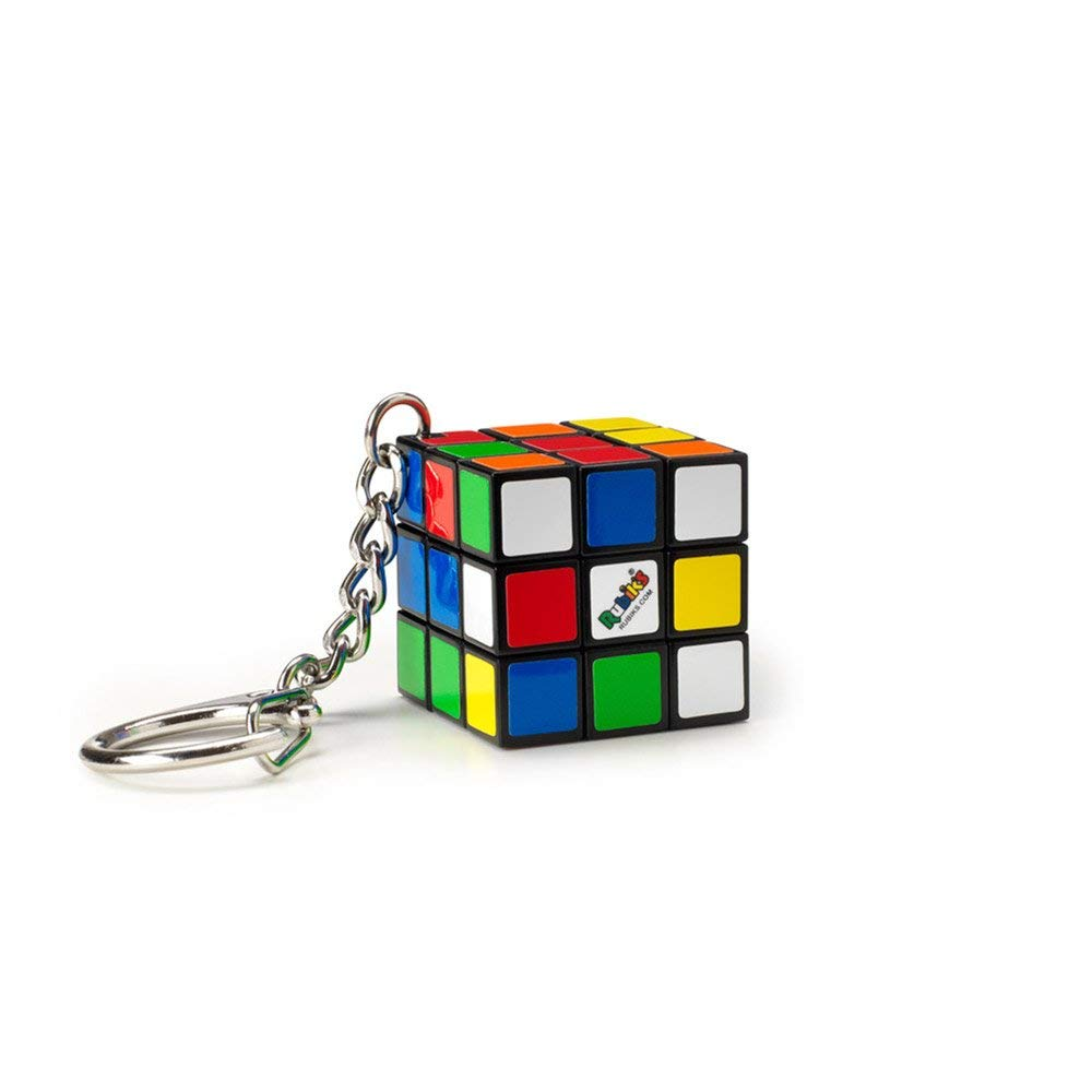 Rubiks Pocket size key chain
