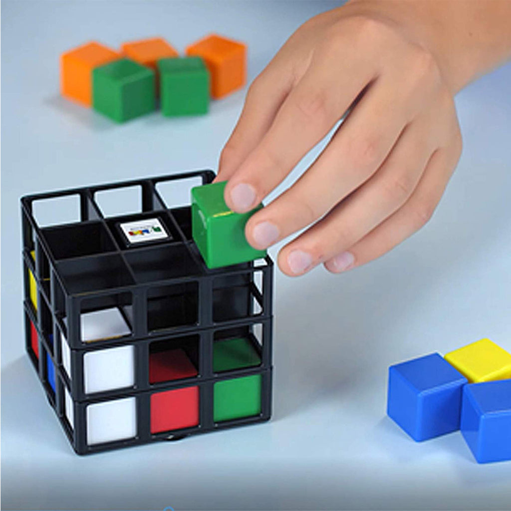 Rubiks Cage puzzle game
