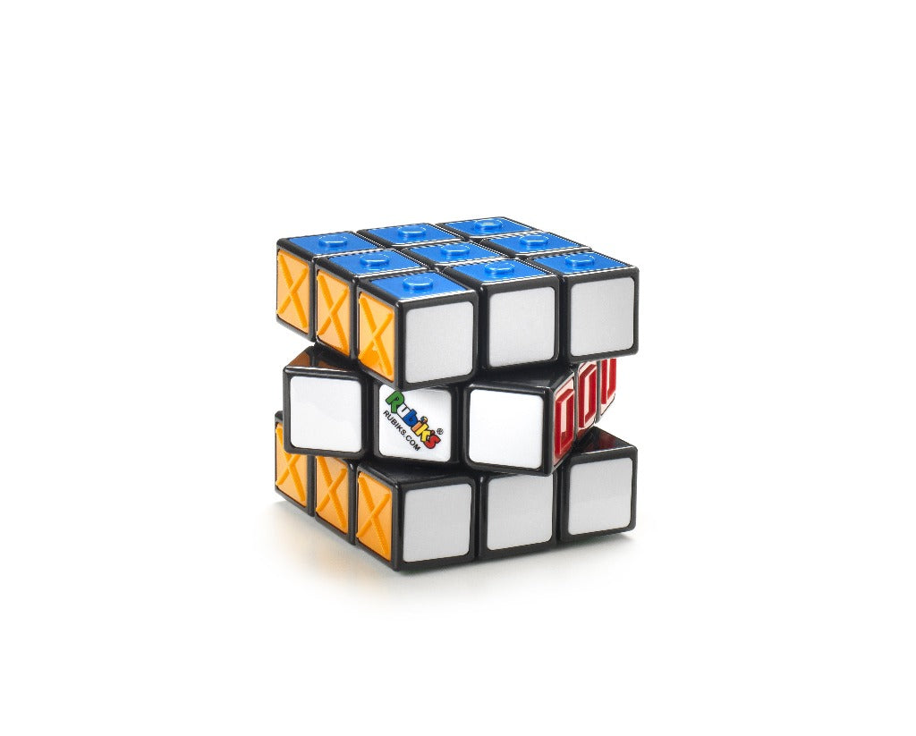 Learn how to solve with your eyes closed with a Rubik's Touch cube