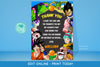 Dragon Ball Z Thank You Card - Print Me Pretty