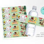 Animal Crossing Party Decorations Bundle - Print Me Pretty