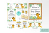 Lion King Baby Shower Party Printables Bundle - Print Me Pretty