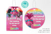 Trolls 2 Party Favors Tag Printable - Print Me Pretty