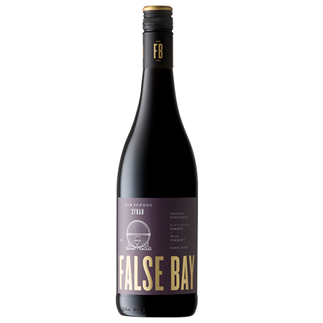 False Bay - Old School Syrah